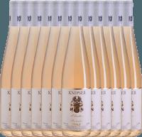 12er Vorteils-Weinpaket - Clarette Rosé 2019 - Knipser