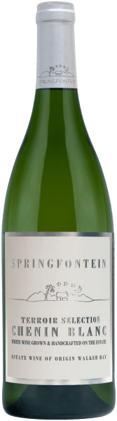 Terroir Selection Chenin Blanc Walker Bay WO 2017 - Springfontein
