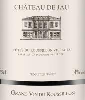 Vorschau: Rouge Côtes du Roussillon Villages 2018 - Château de Jau
