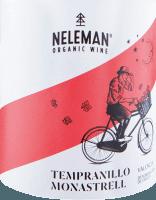 Vorschau: Tempranillo Monastrell DO 2018 - Neleman