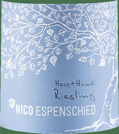 Herz+Hand Riesling 2018 - Nico Espenschied von Nico Espenschied