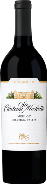 Merlot Columbia Valley 2018 - Chateau Ste. Michelle
