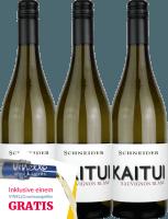 Vorschau: 3er Vorteils-Weinpaket - Kaitui Sauvignon Blanc 2019 - Markus Schneider