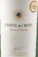 Vorschau: Nero d'Avola Terre Siciliane IGT 2019 - Corte dei Mori