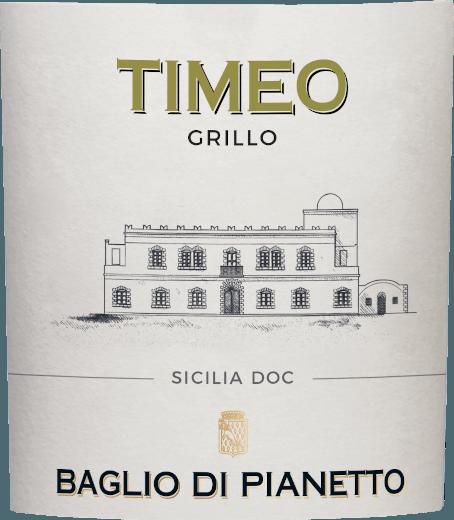 Timeo Sicilia DOC 2018 - Baglio di Pianetto von Baglio di Pianetto
