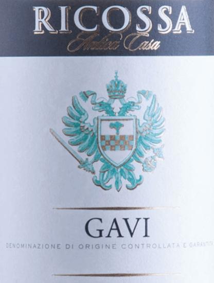 Gavi DOCG 2019 - Ricossa von Ricossa