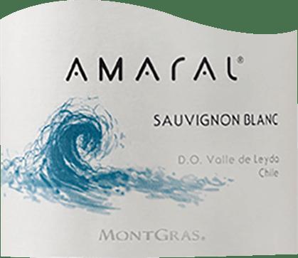 Amaral Sauvignon Blanc 2019 - Viña Montgras von Viña Montgras
