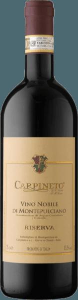 Vino Nobile di Montepulciano Riserva DOCG 2015 - Carpineto