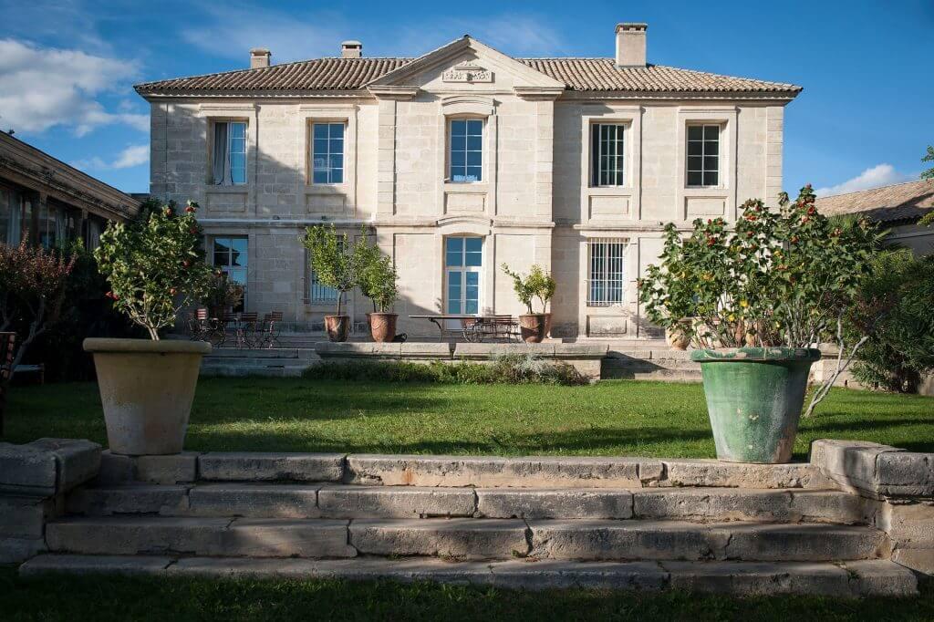 Das Château Puech-Haut