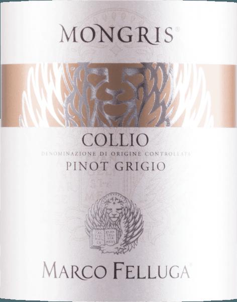 Der elegante Mongris Pinot Grigio Collio aus dem Hause Marco Felluga gleitet mit leuchtendem Kupfergold ins Glas. Idealerweise in ein Weissweinglas eingegossen, offeriert dieser Weißwein aus der Alten Welt herrlich ausdrucksstarke Aromen nach Quitte, Apfel, Nashi-Birne und Veilchen, abgerundet von weiteren fruchtigen Nuancen. Der Mongris Pinot Grigio Collio von Marco Felluga ist perfekt für alle Weinfreunde, die es trocken mögen. Dabei zeigt er sich aber nie karg oder spröde, wie man es natürlich bei einem Wein jenseits der Supermärkte erwarten kann. Am Gaumen präsentiert sich die Textur dieses ausgeglichenen Weißweins perfekt balanciert. Durch seine vitale Fruchtsäure zeigt sich der Mongris Pinot Grigio Collio am Gaumen traumhaft frisch und lebendig. Das Finale dieses reifungsfähigen Weißweins aus der Weinbauregion Friaul-Julisch Venetien, genauer gesagt aus Collio, besticht schließlich mit außergewöhnlichem Nachhall. Der Abgang wird zudem von mineralischen Noten der von Lehm und Sandstein dominierten Böden begleitet. Vinifikation des Marco Felluga Mongris Pinot Grigio Collio Dieser balancierte Weißwein aus Italien wird aus der Rebsorte Grauburgunder gekeltert. Die Trauben wachsen unter optimalen Bedingungen in Friaul-Julisch Venetien. Die Reben graben hier ihre Wurzeln tief in Böden aus Lehm, Sandstein, Ton und Mergel. Nach der Handlese gelangen die Trauben zügig ins Presshaus. Hier werden Sie selektiert und behutsam gemahlen. Anschließend erfolgt die Gärung im Edelstahltank bei kontrollierten Temperaturen. Der Vergärung schließt sich eine Reifung für einige Monate auf der Feinhefe an, bevor der Wein schließlich auf Flaschen gezogen wird. Dem Ausbau folgt noch eine beachtliche Flaschenreifung, was diesen Weißwein noch komplexer macht. Speiseempfehlung zum Marco Felluga Mongris Pinot Grigio Collio Dieser Italiener sollte am besten gut gekühlt bei 8 - 10°C genossen werden. Er eignet sich perfekt als Begleiter zu gebratener Forelle mit Ingwer-Birne, fruchtigem Endivi