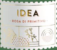 Vorschau: IDEA Rosa di Primitivo di Puglia IGP 2019 - Varvaglione