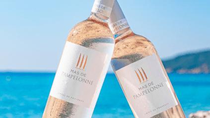 Rosé von Les Maîtres Vignerons de Saint Tropez