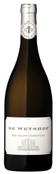 Bon Vallon Chardonnay 2019 - De Wetshof Estate von De Wetshof Estate