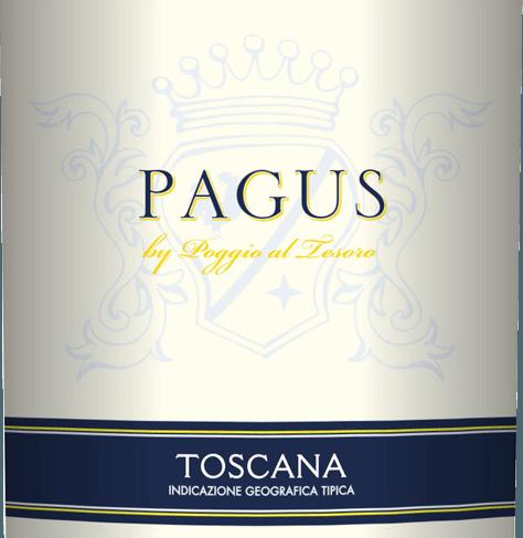 Pagus by Poggio al Tesoro Toscana Rosso 2016 - Allegrini von Allegrini