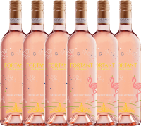 6er Vorteils-Weinpaket - Merlot Rosé serigrafiert 2019 - Fortant de France