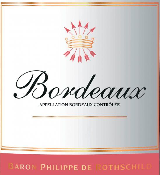 Bordeaux Rosé AOC 2019 - Baron Phillippe de Rothschild von Baron Philippe de Rothschild SA