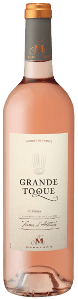 Grand Toque Rosé Luberon AOC 2019 - Marrenon