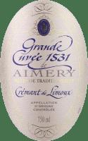 Preview: Aimery Grande Cuvée 1531 Crémant Brut - Sieur d'Arques