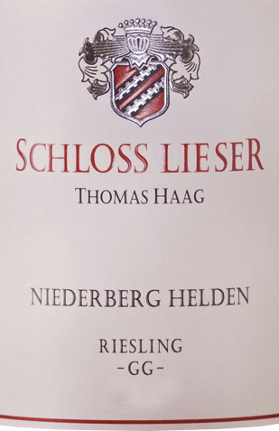 Niederberg Helden Riesling Großes Gewächs 2016 - Schloss Lieser von Weingut Schloss Lieser