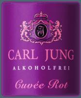 Vorschau: Cuvée Rot alkoholfrei - Carl Jung