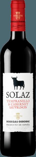 Tempranillo Cabernet Sauvignon 2019 - Osborne Solaz