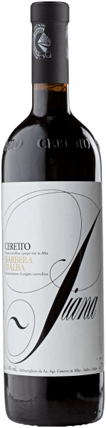 Barbera d'Alba Piana DOC 2018 - Ceretto