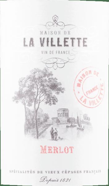 Merlot 2017 - Maison de La Villette von Maison de La Villette