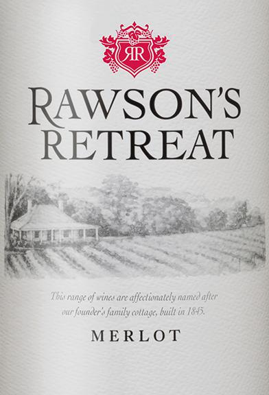 Merlot 2018 - Rawson's Retreat von Penfolds Wines