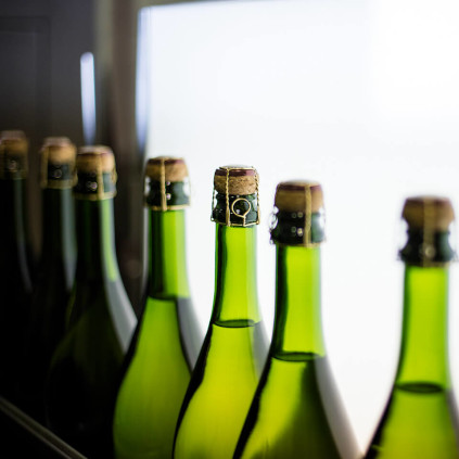 Finesse and elegance are available in bottles