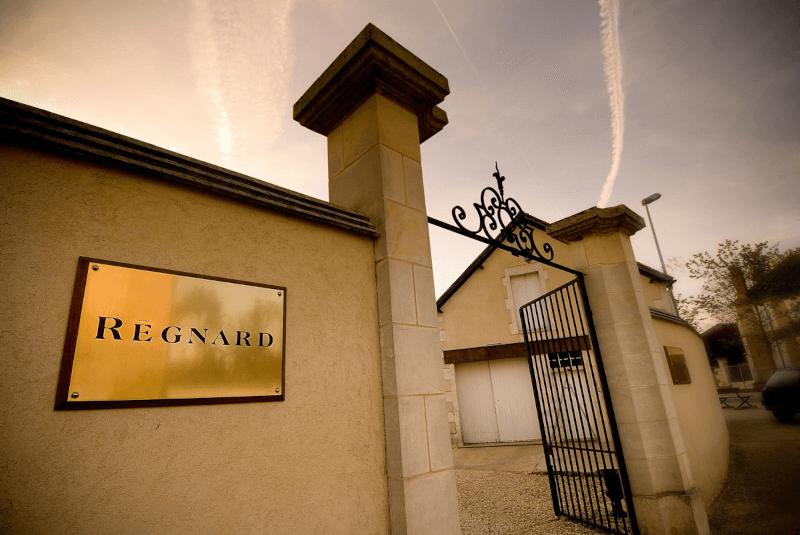 Der Hauptsitz von Régnard Chablis