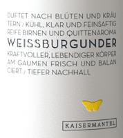 Vorschau: Weissburgunder Kaisermantel trocken 2019 - Dr. Koehler