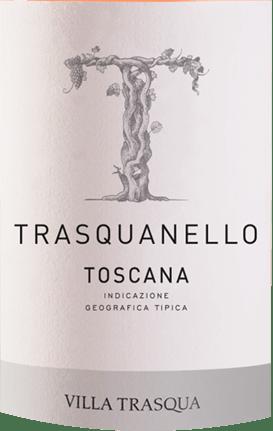 Trasquanello Rosato di Toscana IGT 2019 - Villa Trasqua von Villa Trasqua