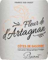 Preview: Fleur de d'Artagnan Rosé Côtes de Gascogne - Plaimont