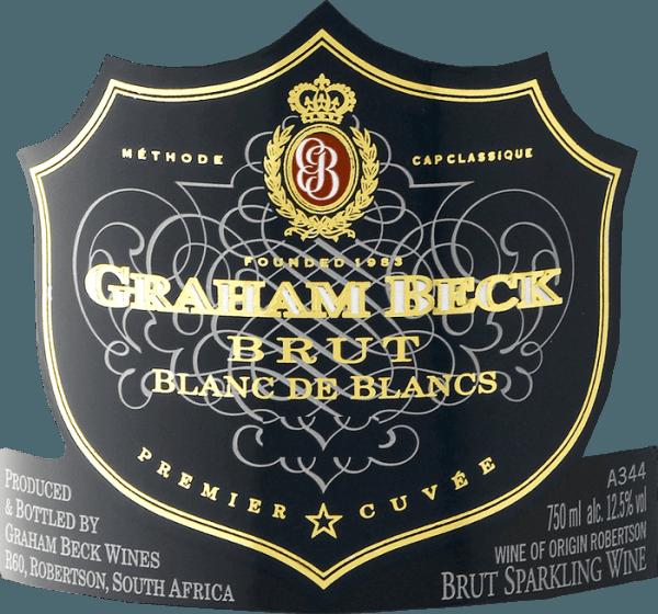 Cap Classique Blanc de Blancs Brut 2016 - Graham Beck von Graham Beck Wines