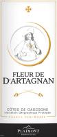 Vorschau: Fleur de d'Artagnan Blanc 1,0 l IGP 2019 - Plaimont