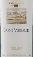 Vorschau: Grans Muralles DO 2016 - Miguel Torres
