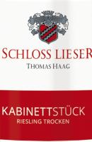 Vorschau: Kabinettstück Riesling trocken 2019 - Schloss Lieser