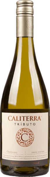 Tributo Chardonnay Casablanca Valley DO 2018 – Caliterra