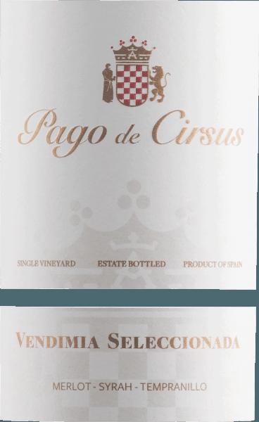 Seleccionada Navarra 2017 - Pago de Cirsus von Pago de Cirsus