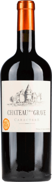Caractere 2016 - Château de la Grave