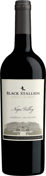 Cabernet Sauvignon 2017 - Black Stallion Estate