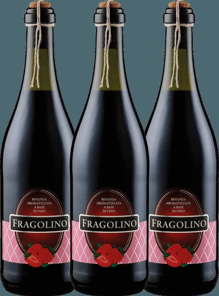 3er Vorteilspaket - Fragolino Rosso - Masseria la Volpe