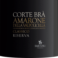 Preview: Corte Brá Amarone della Valpolicella Classico Riserva DOCG 2013 - Sartori di Verona