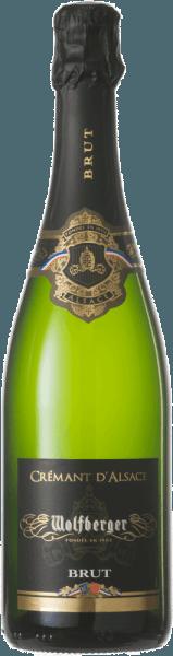 Crémant d'Alsace Chardonnay brut AOC - Wolfberger von Wolfberger