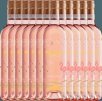 12er Vorteils-Weinpaket - Merlot Rosé serigrafiert 2019 - Fortant de France