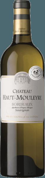 Bordeaux Sauvignon Blanc AOP 2020 - Chateau Haut Mouleyre