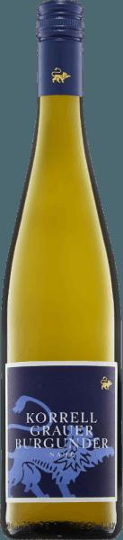 Grauburgunder trocken 2019 - Weingut Korrell von Weingut Korrell Johanneshof