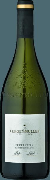 Sauvignon Blanc Feuerstein trocken 2018 - Lergenmüller