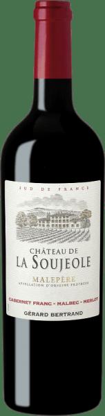 Château La Soujeole Malepère AOP 2018 - Gérard Bertrand