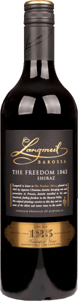 The Freedom 1843 Shiraz Barossa Valley 2016 - Langmeil